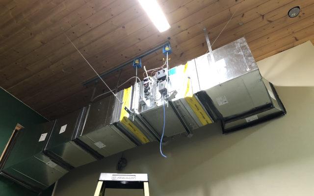 NMR Ventilation System