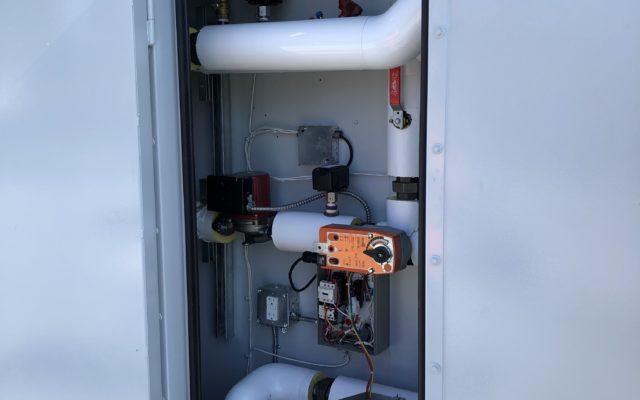 Hydronic System - MUA